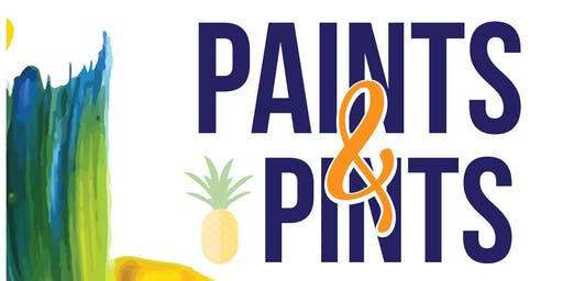 Paints and Pints at The Siren in Morro Bay