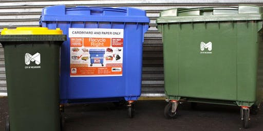 FREE Talk: Waste & Recycling in Southbank