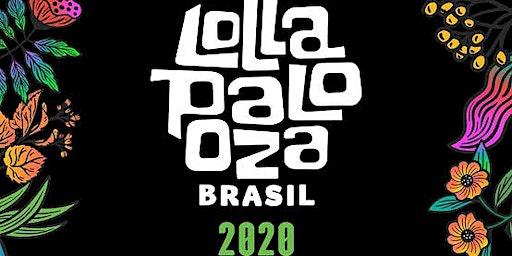 Excursão para Lollapalooza 2020