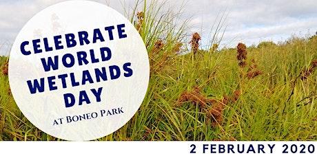 Celebrate World Wetlands at Boneo Park tickets