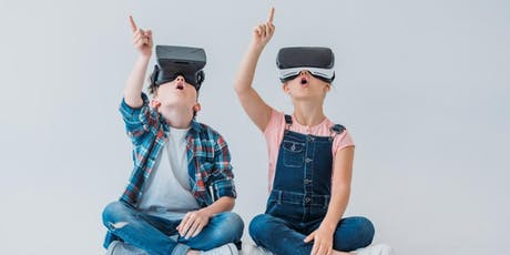 Meet Magnificent Creatures - Virtual Reality Workshop tickets