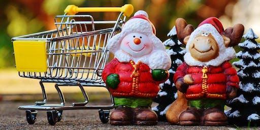 Charla Gratis: Compra en el Supermercado para Navidad