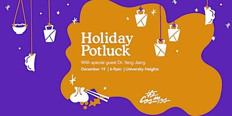 COSMOS x San Diego | Holiday Potluck tickets