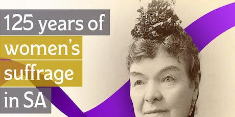 125 years of Women's Suffrage morning tea tickets
