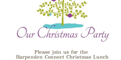 Harpenden Connect Xmas Lunch tickets