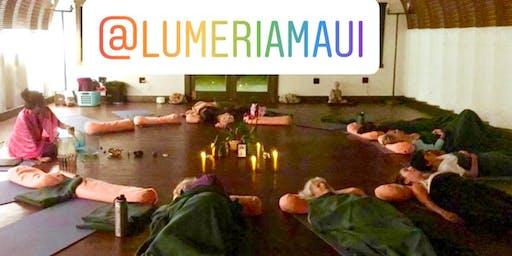 Aloha Full Moon Women's Circle Sonic Meditation