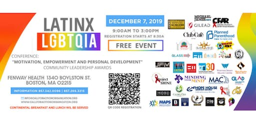LatinX LGBTQIA Motivation, Empowerment, and Personal Development Conference