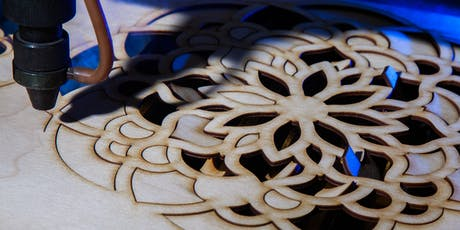 CNC Laser Cutting Workshop | TOM Queensland 2019 tickets