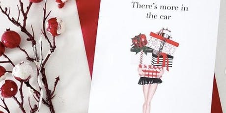 A Holiday Affair: Fashion Sketching & Styling tickets