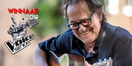 Ruud Hermans @ Cactus Huiskamerconcert op zondagmiddag 26 januari 2020 tickets