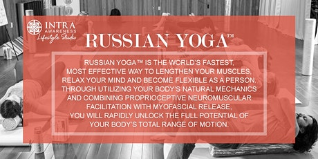 Russian Yoga™ tickets