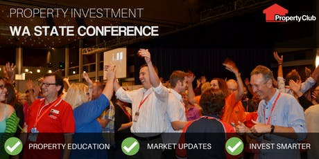 WA State Conference   Property Investment tickets