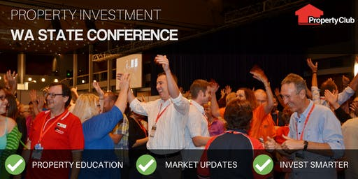 WA State Conference | Property Investment