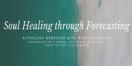 Soul Healing through Forecasting with Astrology tickets