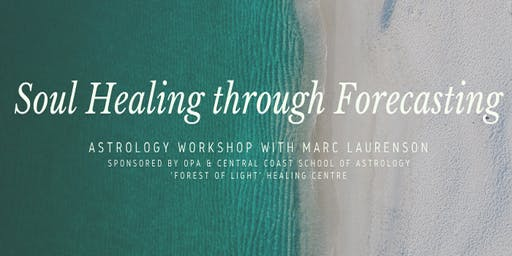 Soul Healing through Forecasting with Astrology