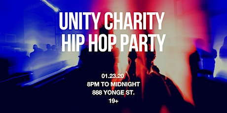 Unity Charity Hip Hop Party tickets