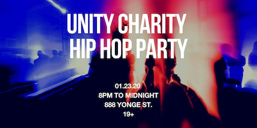 Unity Charity Hip Hop Party