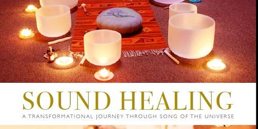 Sound Healing Personal & Group Therapy