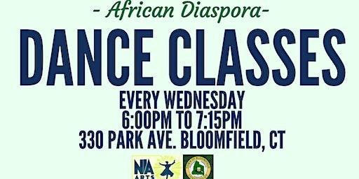 Nia Arts African Diaspora Dance Classes