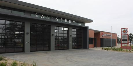 MFS School Holiday Station Tour - Salisbury Station tickets