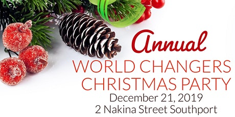 World Changers Church Christmas Party tickets