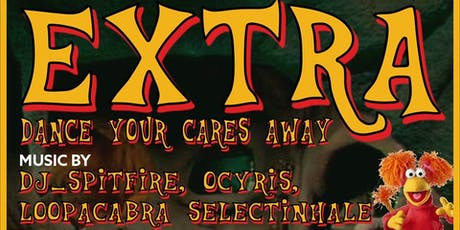 EXTRA Dance Your Cares Away tickets