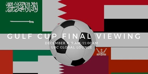 Gulf Cup Final Viewing