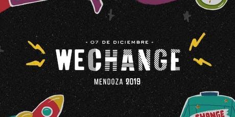 Experiencia WeChange 2019 entradas