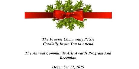 Frayser Community PTSA presents The Annual Community Arts Awards Program and Reception   tickets