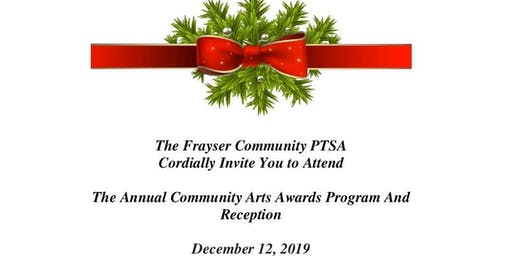 Frayser Community PTSA presents The Annual Community Arts Awards Program and Reception