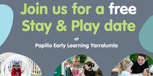 Stay and Play Date at Papilio Yarralumla