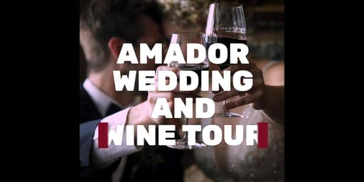 Amador Wedding And Wine Tour