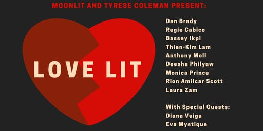 Love Lit: A Valentine's Day Salon