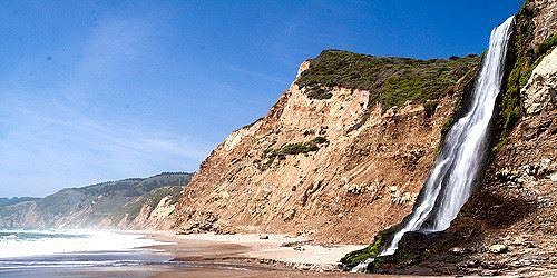 Best Bay Area Hikes: Alamere Falls (8 miles)[Marin]