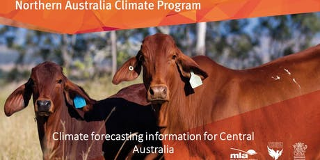 Free Climate Forecasting - Information for Central Asutralia tickets