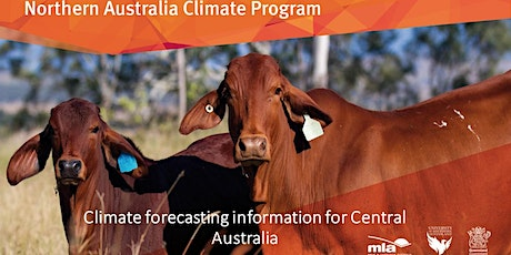 Free Climate Forecasting - Information for Central Australia tickets