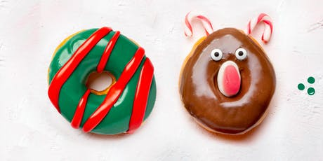 Christmas Donut Decorating - Sat 14th & Fri 20th December tickets