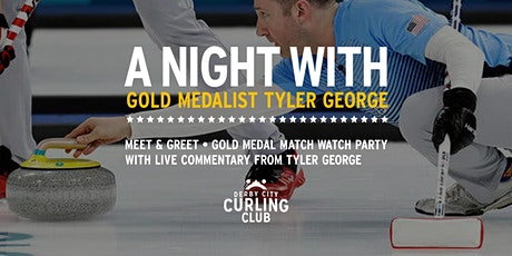 A Night With Gold Medalist Tyler George VIP tickets