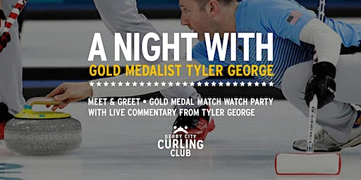 A Night With Gold Medalist Tyler George VIP