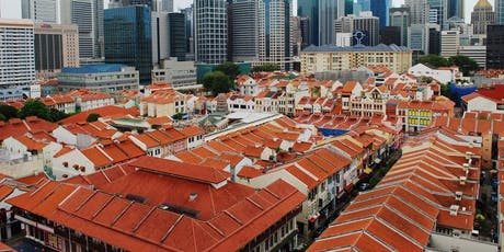 Chinatown Walking Tours - Kreta Ayer Heritage Trail tickets