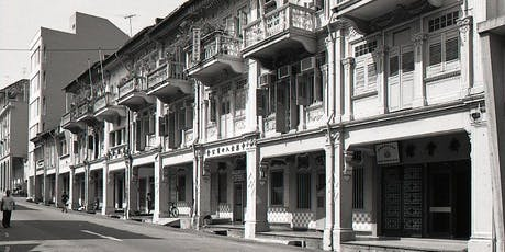 Chinatown Walking Tours - Bukit Pasoh Heritage Trail tickets