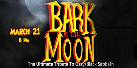 Bark at the Moon - The Ultimate Ozzy & Black Sabbath Tribute tickets