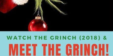 MEET THE GRINCH tickets