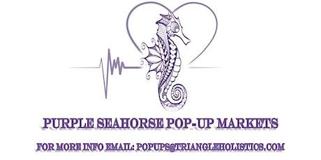 Purple Seahorse Pop-Up Markets tickets