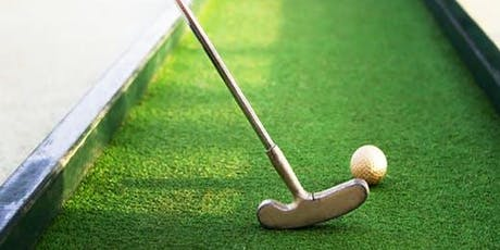 School Holiday Program: Mini Putt Putt Golf tickets