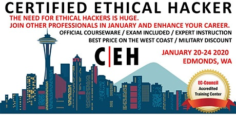 CERTIFIED ETHICAL HACKER (CEH) tickets