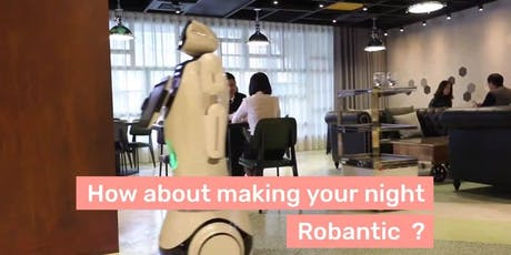 Robot Date night tickets