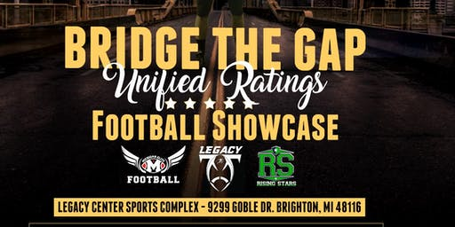 "Michigan Football Showcase Bridge the Gap ""Unified Ratings"" (HS)"