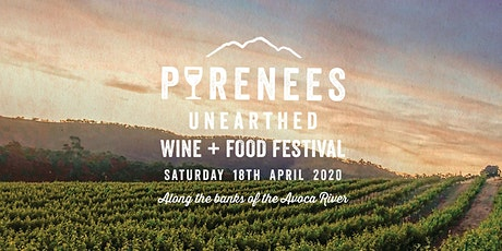 Pyrenees Unearthed Wine and Food Festival 2020 tickets
