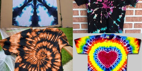 Tie Dye Make and Take! tickets